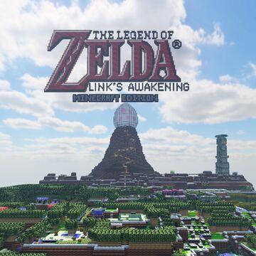 [1.16] The Legend of Zelda - Link's Awakening DX [Demo] [OPTIFINE REQUIRED] Minecraft Map & Project