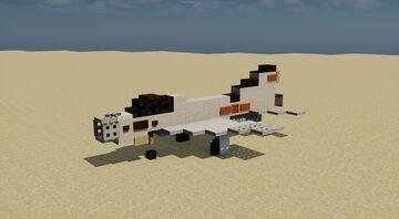 Nanchang J-12 - 1.5:1 Minecraft Map & Project