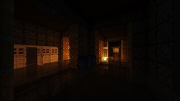 Among us The Airship Hide & Seek Map Minecraft Map & Project