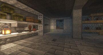 Call of Duty: Nacht der untoten [working zombies map] Minecraft Map & Project
