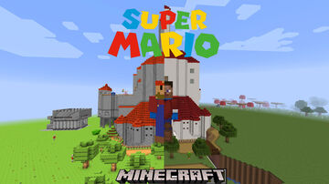 Super Mario HomeMade Adventure for 1.16.5 ! Minecraft Map & Project