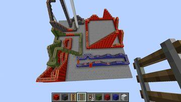 Mini Theme Park Minecraft Map & Project