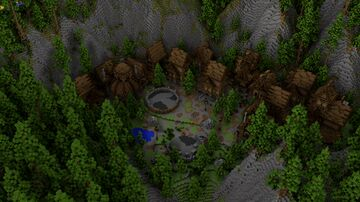 FREE ---> Hub Nordic | Minecraft Builds Minecraft Map & Project