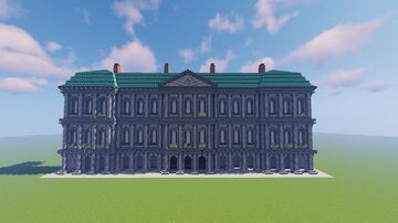 Baroque style building Minecraft Map & Project