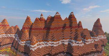 Sentoris Island V2 (SURVIVAL) Minecraft Map & Project
