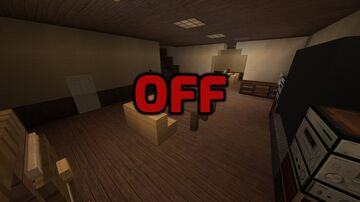 OFF Minecraft Map & Project