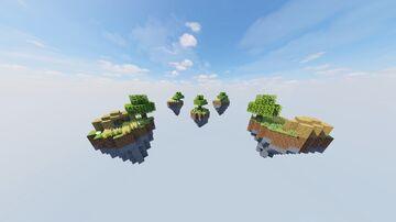 1.16.5  Skywars Map! (5 Islands) Minecraft Map & Project