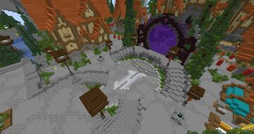 Hypixel Remake Minecraft Map & Project