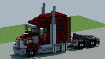 International LoneStar, truck [With Download] Minecraft Map & Project