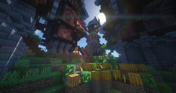 ~ Le Village de BrightScrew ~ Minecraft Map & Project