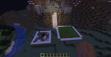 Casa crack 1# Minecraft Map & Project