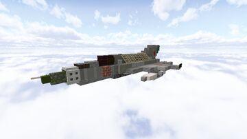 MiG 21 - Soviet Cold War Fighter Minecraft Map & Project