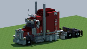 Peterbilt 379 [With Download] Minecraft Map & Project