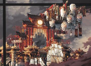 Hi sita fantasy world Minecraft Map & Project