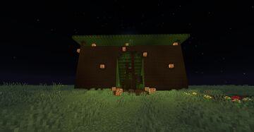 Blocky Tree Maze Minecraft Map & Project