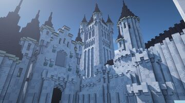 Chateau Elinette Minecraft Map & Project