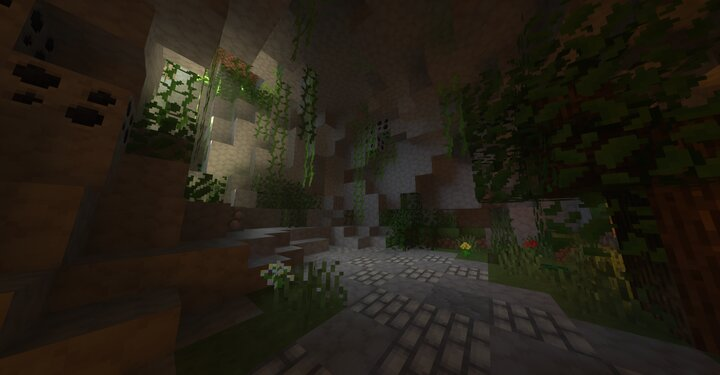RTX Cave - build by Kodisa