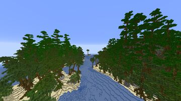 Mysterious Archipelago Minecraft Map & Project