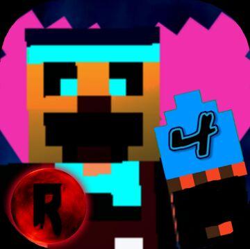 Evil Ice Cream Man 4: Rob's Nightmare Mansion Minecraft Map & Project
