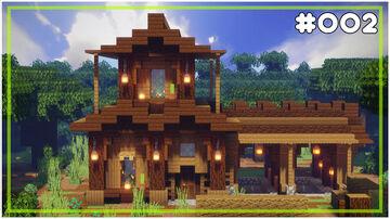 ⚒️ Minecraft: Medieval Sawmill Minecraft Map & Project