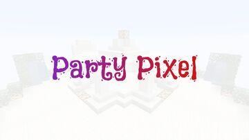 PartyPixel - Vanilla Multiplayer Mini-Games Minecraft Map & Project