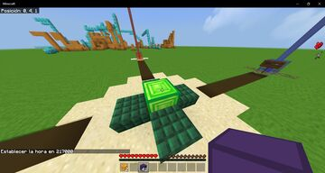 Como puentear Minecraft Map & Project