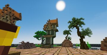 Small lobby Minecraft Map & Project