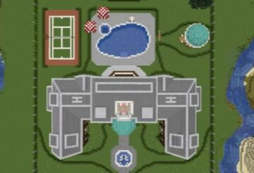 Survival House/Mansion Map For Minecraft Minecraft Map & Project