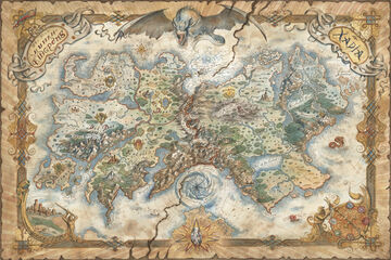 The-Dragon-Prince-World Minecraft Map & Project