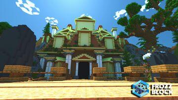 VylerNetwork MainLobby Greek Minecraft Map & Project