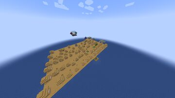Minecraft But In Water Village You Must End Game Minecraft Map & Project