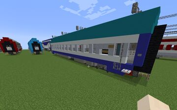 RAILWAY,RAILS AND TRAINS AND...MORE by Anderbest Minecraft Map & Project