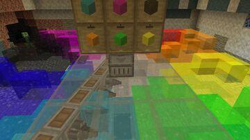 [Modded] Auto Cave Crystal Farm - Quark + Create (1.15.2) Minecraft Map & Project
