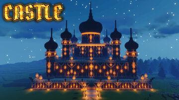 Minecraft: Build a CASTLE   Minecraft Building castle Ideas Minecraft Map & Project