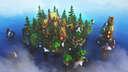 Medieval Lobby/Hub Minecraft Map & Project