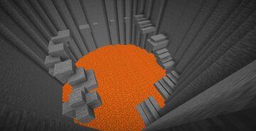 CASTLE PARKOUR #2 Minecraft Map & Project