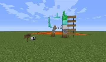 Easy to impossible parkour Minecraft Map & Project