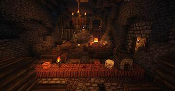 Liar's Retreat (Skyrim TES) Minecraft Map & Project