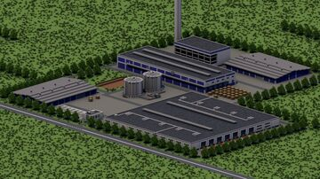 Resin factory Minecraft Map & Project