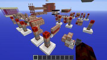 Skyblock: Vanilla Edition Minecraft Map & Project