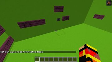 Find the button youtuber edition. (for unspeakablegaming) Minecraft Map & Project