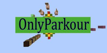 OnlyParkour (1.16.5 - 1.17.1) Minecraft Map & Project