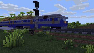 Latvian railways 2 Minecraft Map & Project