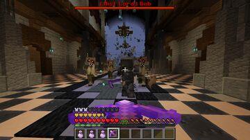 Minecraft Custom boss fight: Bob The Mist Lord Minecraft Map & Project