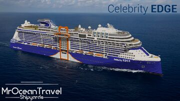 Celebrity EDGE | Cruise Ship Replica [Full Interior] [+Download] Minecraft Map & Project