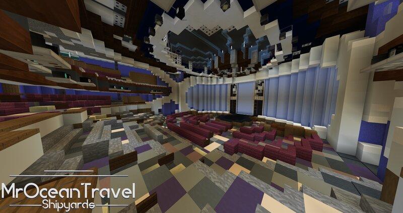 Celebrity EDGE - Theater