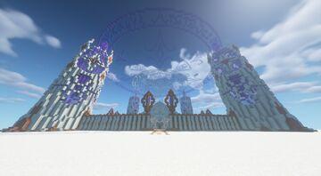 Magic Pyramid Schematic Minecraft Map & Project