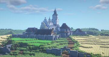 Kuttenberk Abbey Minecraft Map & Project