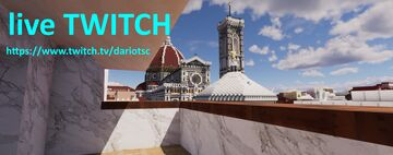 FOLLOW ME ON TWITCH Minecraft Map & Project