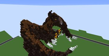 Jake The Eagle :3 Minecraft Map & Project